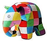 Thienemann - Esslinger Verlag 100001 Elmar Elefant Stoffelefant, Brown