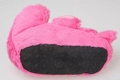Unbekannt, Pantofole donna 41 Rosa (rosa)