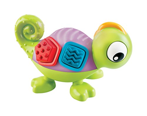 Infantino Sensory Chamäleon, Farben Lernen, Interkatives Spielzeug,
