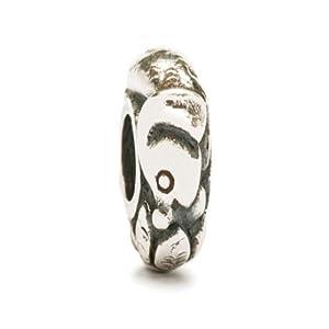 Original Trollbeads Chinesische Sternzeichen LE11401-11 Hund Silber 925/000