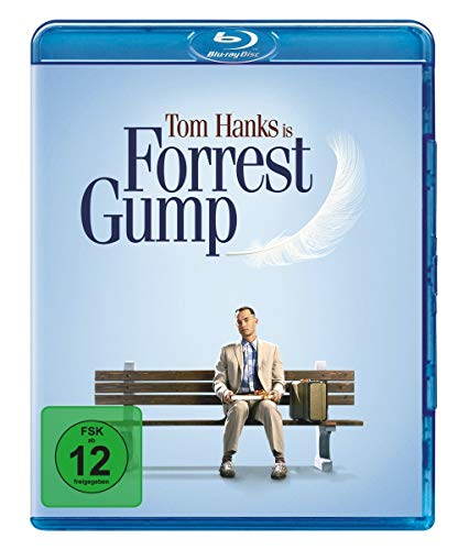 Forrest Gump - Remastered [Blu-ray]