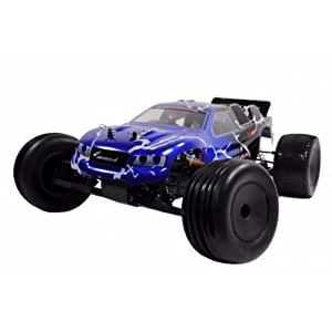 RC TRUGGY-BUGGY RADIOCOMMANDE BRUSHLESS AM10ST PRO BRUSHLESS 1/10ÈME