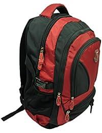 NEW BERRY L756 großer Rucksack für Schule, Arbeit, Freizeit 40 Liter 34x50x23