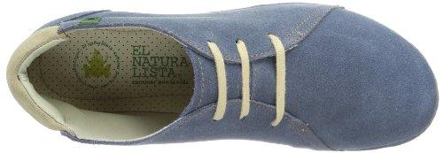 à N989 Angkor Naturalista Bleu Vaquero Suede Lacets El vaquero Chaussures Lux Femme q6xUw7w50