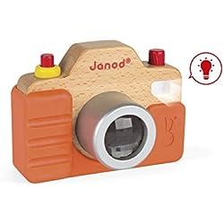 Janod - J05335 - Appareil Photo Sonore