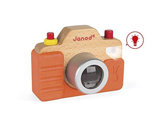 Janod J05335 - Appareil Photo Sonore