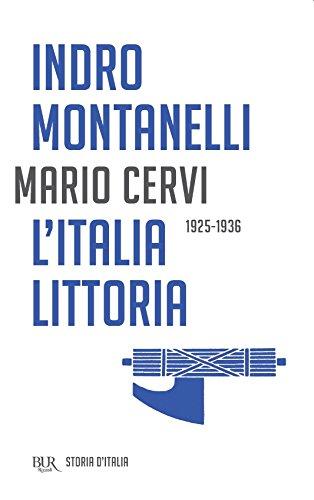 scaricare ebook gratis L'Italia littoria PDF Epub