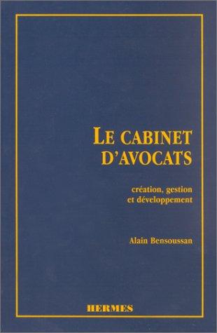 Le cabinet d'avocats PDF Books