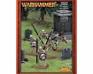 Games Workshop 99120207008 Warhammer - Figura de Guerrero esqueleto (5