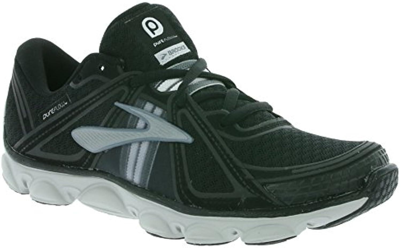 Brooks Pure Flujo Un zapatillas de correr adultos Unisex - Negro, 28 EU
