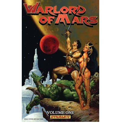 [ Warlord Of Mars - Greenlight ] By Nelson, Arvid (Author) [ Oct - 2011 ] [ Paperback ]