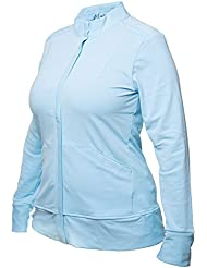 adidas golf Chaqueta tw4210 F3 z62838 Golf, color CRISP, tamaño extra-small