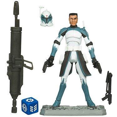 Star Wars The Clone Wars – Commandant Clone Wolffe – CW48