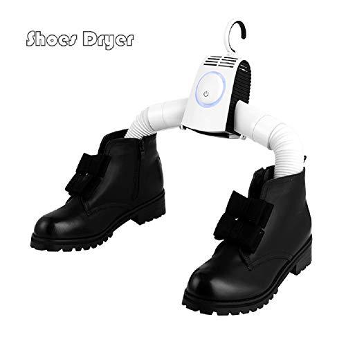 HHORD Secador De Zapatos Eléctrico Zapatos De Viaje