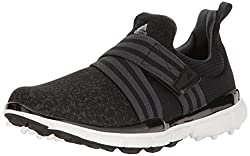 adidas Womens W Climacool Knit Cblack/D Golf Shoe, Black, 8 M US