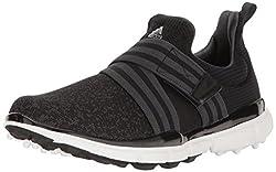 adidas Womens W Climacool Knit Cblack/D Golf Shoe, Black, 6.5 M US