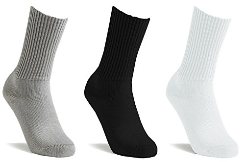 Mens Sport Thick Premium Socks Raftaar® 12 Pairs Pack Cotton Rich Size 6-11