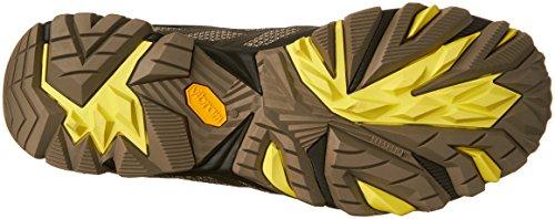 Merrell Moab Fst, Stivali da Escursionismo Uomo Nero (Olive Black)