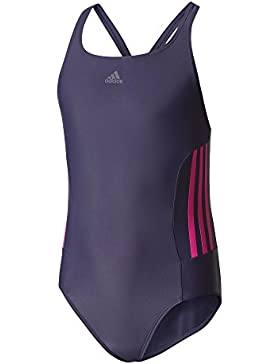 adidas Mädchen Infinitex 3-Streifen Bikini