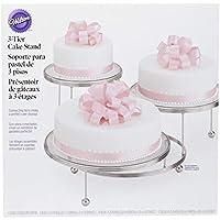Wilton Cake Display Stand, Cakes