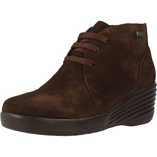 Stonefly Bottines - Boots, Couleur Marron, Marque, Modã¨Le Bottines - Boots Ebony 7 Marron