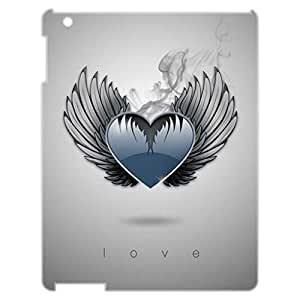 a AND b Designer Printed Mobile Back Cover / Back Case For Apple ipad 2 / 3 / 4 (IPad_4_3D_120)