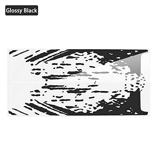 housesweet Seitenbett Splash Schlamm Aufkleber Aufkleber Grafik Vinyl Seitentür Styling Aufkleber 2er Pack -