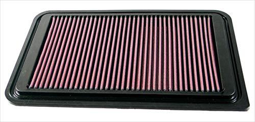K&N 33-2924 Motorluftfilter: Hochleistung, Prämie, Abwaschbar, Ersatzfilter, Erhöhte Leistung, 2003-2015 (CHANGAN, 2, 3, Axela, Demio, Verisa, Escape, Escort, Fiesta)