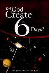 Did God Create in 6 Days?