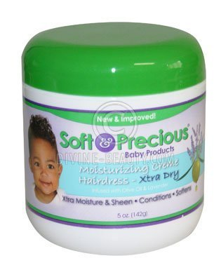 Soft and Precious Moisturizing Creme Hair Dress - dry hair (groen)