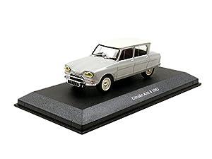 Solido S4301400 1963 Citroen AMI6 - Juguete de Modelo, Escala 1:43