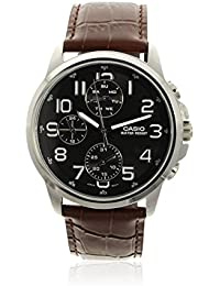 Casio Reloj con Movimiento Cuarzo japonés Man Mtp-E307L-1A 45.0 mm 9e62c56b1cb7