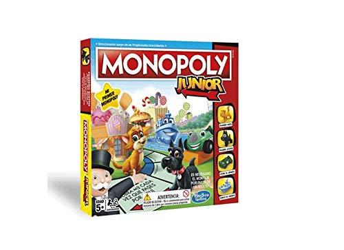 Monopoly - Junior Versión Española Hasbro A6984793