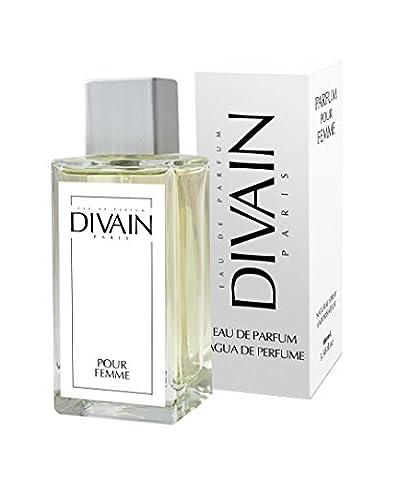 DIVAIN-083 / Similaire à Omnia Crystalline de Bulgari / Eau de parfum pour femme, vaporisateur 100