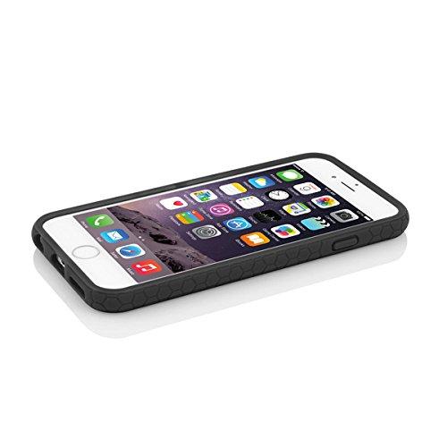Incipio STOWAWAY Coque de Protection avec Rangement pour Cartes et Billets pour l'iPhone 6/6s - Noir Givré/Noir