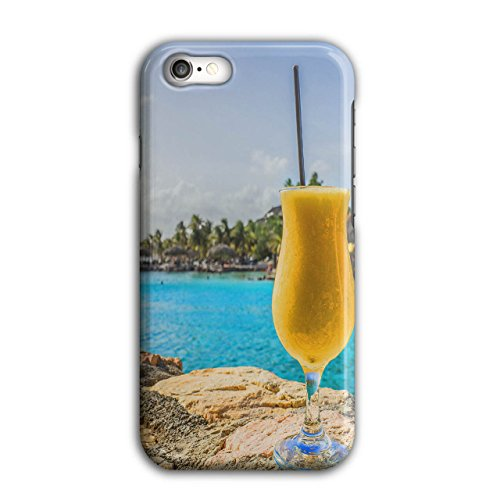 Wellcoda Meer Cocktail Foto Natur iPhone 7 Hülle (Sieben Meere-cocktail)