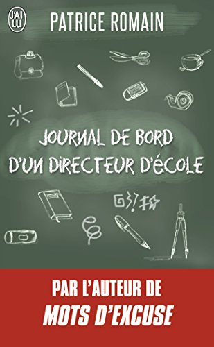 Journal de bord d'un directeur d'école par Patrice Romain