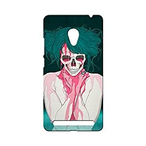 BLUEDIO Designer Printed Back case cover for Asus Zenfone 6 - G0513