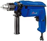 YKING 13 mm Reverse Forward Rotation Impact Drill Machine (Blue, 650W)