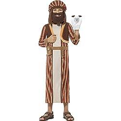 Smiffy 's–Disfraz de 48206s Belén pastor con albornoz (pequeño)