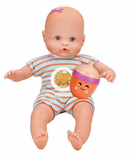 Nenuco - Mi pequeño, muñeca Con Biberón Sonajero y Pijama...