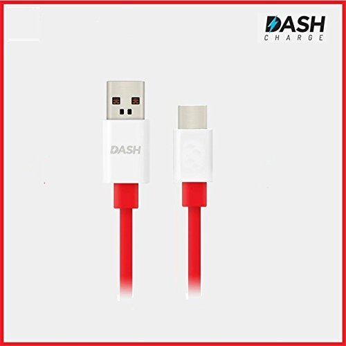 OnePlus Type C Cable for One Plus 3 (Red)