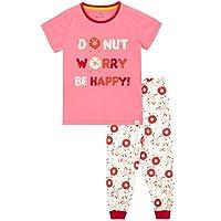 Harry Bear Girls Doughnut Pyjamas