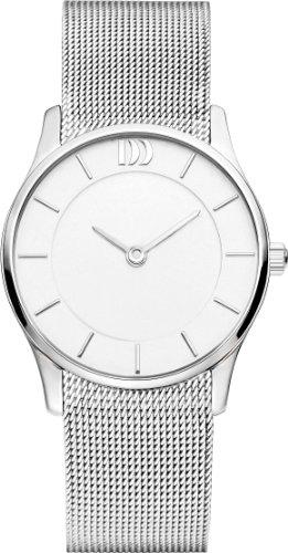 Danish Design Reloj Analogico para Mujer de Cuarzo con Correa en Acero Inoxidable IV62Q1063