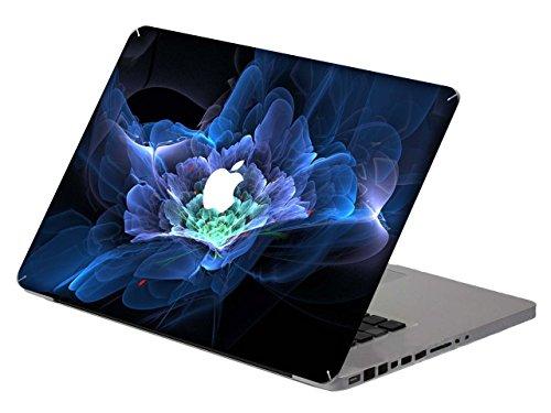 15 15,6 pulgadas portátil notebook piel cubierta de la etiqueta engomada del arte