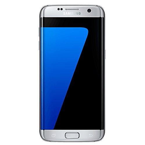 Samsung Galaxy S7Edge SM-G935F Factory téléphone débloqué-Emballage-Titan-Argent