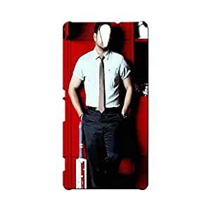 BLUEDIO Designer Printed Back case cover for Sony Xperia C5 - G1457