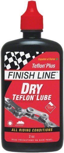 Finish Line Teflon Dry Mehrzweckfett Lube 2oz Drip by Finish Line