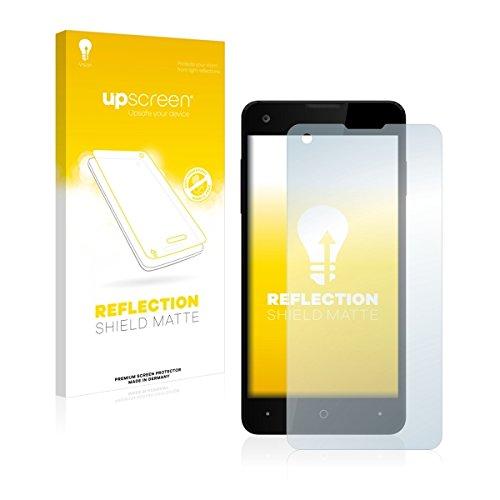 upscreen Reflection Shield Matte Bildschirmschutz Schutzfolie für Allview W1 i (matt - entspiegelt, hoher Kratzschutz)