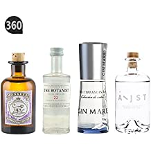 Gin Mini Tasting Set, Vol.1 - 4 x Original Gin mini Fläschchen